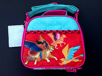 DISNEY Store LUNCH Box ELENA OF AVALOR School Tote 2016 NWT