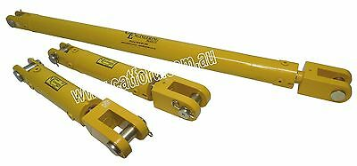 "Catford Yellow Line, Hydraulic Cylinder / Ram 1-1/2"" Bore x 16"",18"",20"" Stroke"