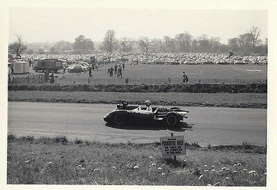 Lola 70, Camera To Front Car, Driven By Whitmore, Tourist Trophy 1966 Photo.