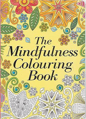The Mindfulness Colouring Book New