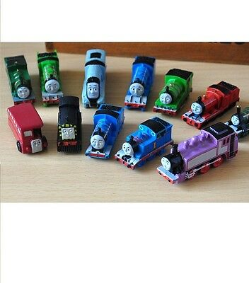 Thomas and Friends Cake Topper Figures Decoration Birthday Characters Keepsakes