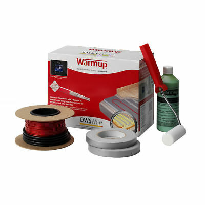 Warmup Underfloor Heating Loose Wire DWS Kits Loose Wire Heating System
