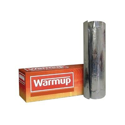 Warmup Electric Underfloor Foil Heating Mat Kit from 1m² to 12m²