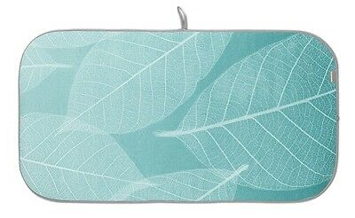 Brabantia Thick Ironing Blanket 65cm x 120cm Mint Leaves Pattern 105562
