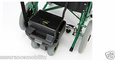 New Electric Powerstroll S Drive Attendant Controlled Power Pack for Wheelchair