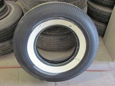 NOS US Royal Safety 800 9.50-14 Tire 1961 61 Lincoln Whitewall