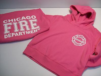 Chicago Fire Department Toddler Heliconia Pullover Hoodie