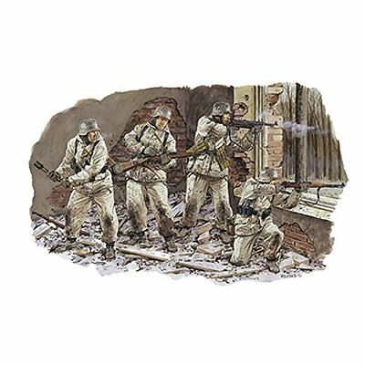 Dragon 1:35 Winter Combat Eastern Front 1942-43 Figure Set #6154*