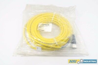New Turck Ckm 19-19-15 Cordset Cable D537689