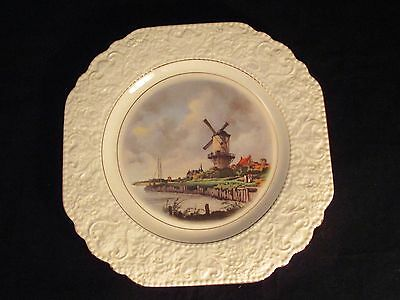 """Lord Nelson Ware """"The Mill"""" Jacob van Ruysdael Salad Plate"""