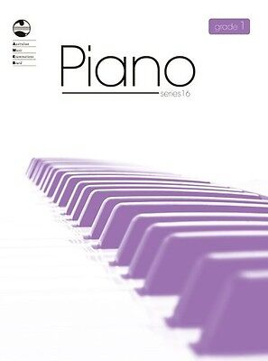 AMEB Piano Series 16 First Grade 1 Book: Pieces