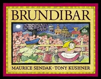 Brundibar by Maurice Sendak Hardback Book The Cheap Fast Free Post