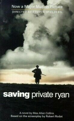 Saving Private Ryan, Collins, Max Allan Paperback Book The Cheap Fast Free Post