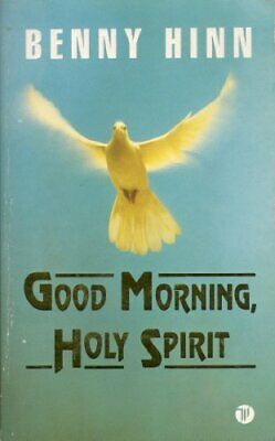 Good Morning, Holy Spirit, Hinn, Benny Paperback Book The Cheap Fast Free Post