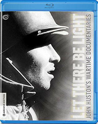 Let There Be Light: John Huston's Wartime Documentaries [New Blu-ray]