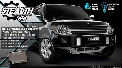 Nissan Pajero Stealth 3.0 Controller Tune Turbo Chip Gauge Idrive Throttle Nm Np