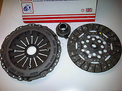 CITROEN C5 C8 & DISPATCH 2.0 HDi DIESEL NEW RMFD 3 PIECE CLUTCH KIT 2001-05