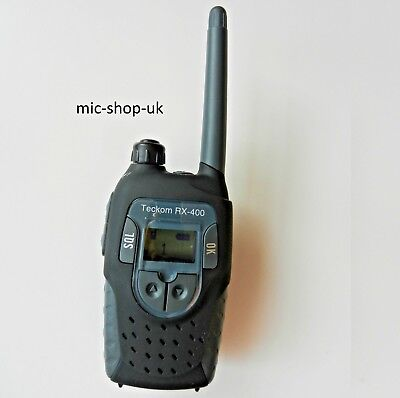 Handheld UHF - 12 Channel  Narrowband UHF Surveillance Spy Receiver