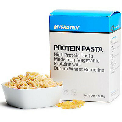 Myprotein Protein Pasta 14x30g High Protein Low Carbohydrate Dieting Lean Muscle