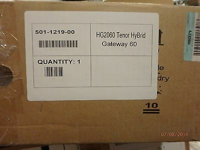 Quintum Tenor Hybrid HG2060 501-1119-00   Gateway 60   New in box
