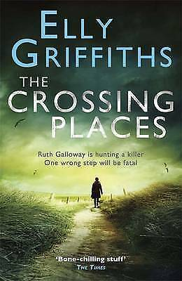 The Crossing Places by Quercus, Elly Griffiths (Paperback) New Book