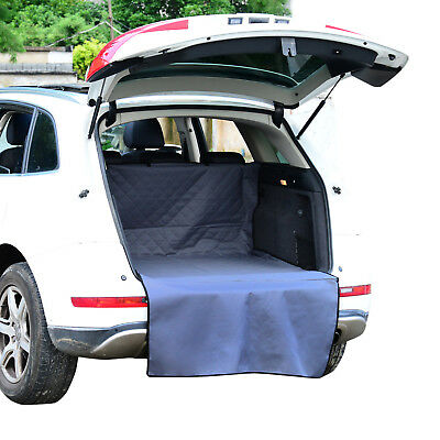 PawHut Extra Long Waterproof Pet Dog Car Boot Cover Trunk Protector Liner Mat
