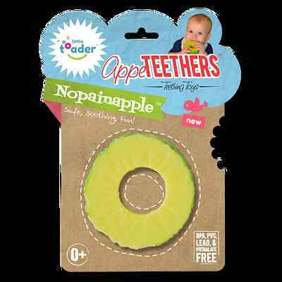 Little Toader-AppeTeethers – Nopainapple
