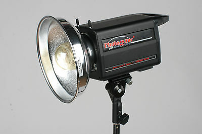 Photogenic PowerLight PL1250DRC  500 W/S Monolight Flash with Digital Display