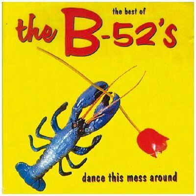 The B-52's-Best of the B-52's  CD NEW