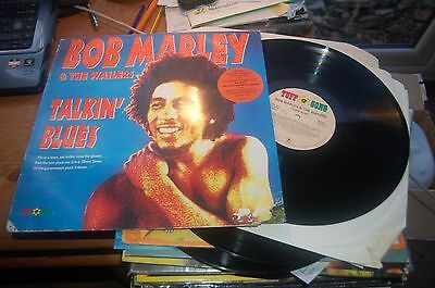 9632 Bob Marley & The Wailers Talkin Blues  5 LPs For £6 Postage