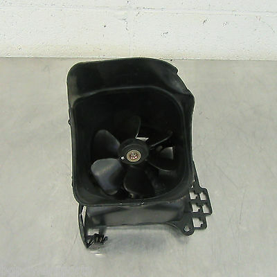 Eb172 00 2000 Honda Goldwing Se Gl1500 Lh Left Radiator Cooling Fan W/ Shroud