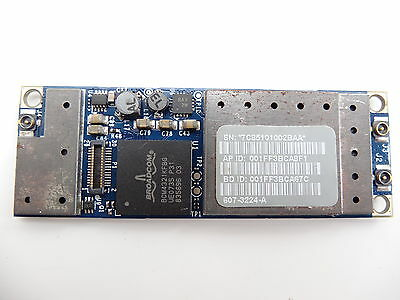 Apple MacBook Air A1304 A1237 Wireless WiFi Airport BT Card BCM94321COEX2 -W018