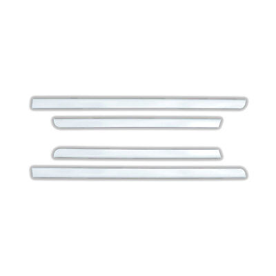 2010-2016 Toyota 4Runner 4pc Chrome Window Sill Trim