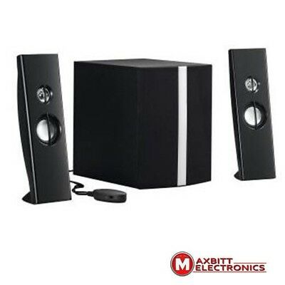 2.1 Speaker System Desktop Laptop Pc Computer Mac Bookshelf Stereo Audio 700W