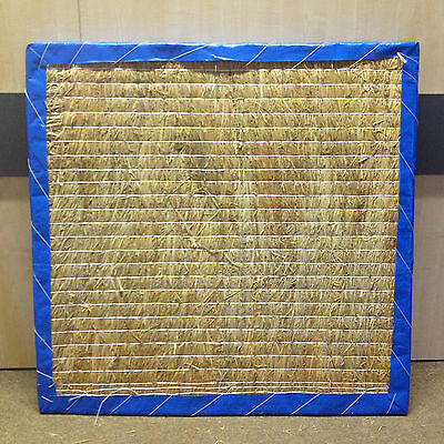 Traditional Straw Archery Target 90cm Square