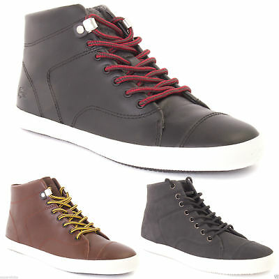 c89b2a3a4c5444 Lacoste Women s Lavern Mid Top Casual 100% Leather Nubuck Lace-Up Trainers