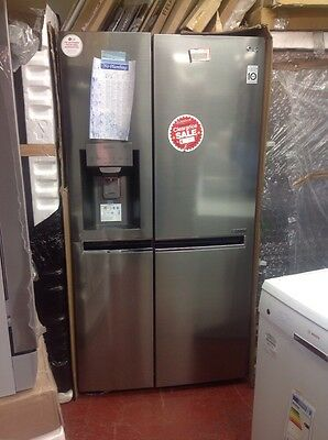 Samsung fridge freezer rsh1dtmh