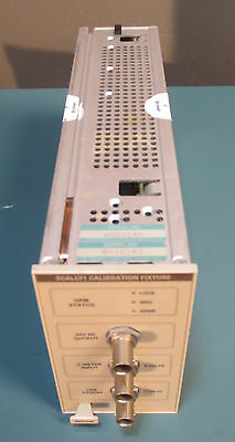 Tektronix SCALCF1 Scope Calibration Fixture