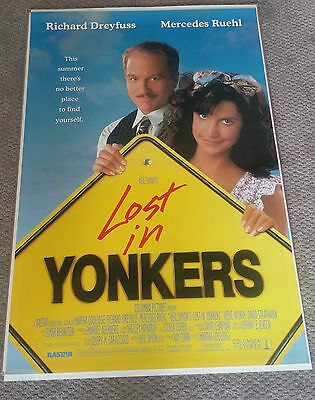 Lost In Yonkers (1993) Original Movie Poster 27x40 Richard Dreyfuss