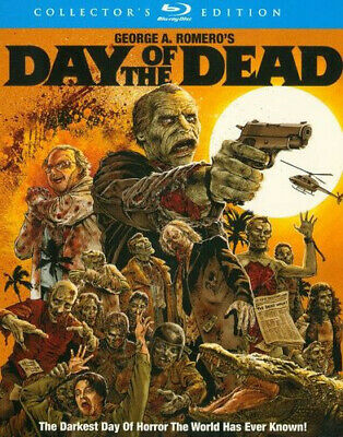 Day of the Dead (Collector's Edition) [New Blu-ray]