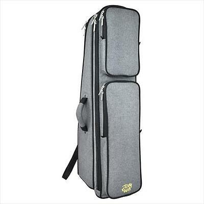 Tom and Will Tenor Trombone Gig Bag Soft Case 26TB-315 Grey **NEW**