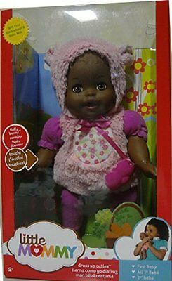 Little Mommy Dress up Doll 2+