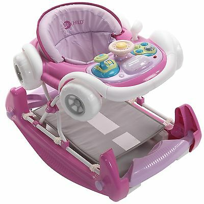 My Child Coupe Walker (Pink) Pink