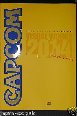 JAPAN Capcom Visual Works 2004-2014