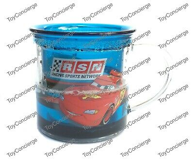 DISNEY Store MEAL TIME MAGIC Collection FUNFILL Cup 2015 CARS 6 oz NWT