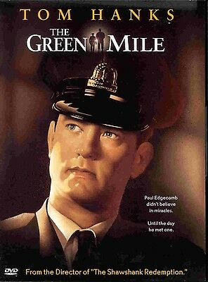 The Green Mile. Widescreen Edition. DVD (2000) Michael Clarke Duncan & Tom Hanks