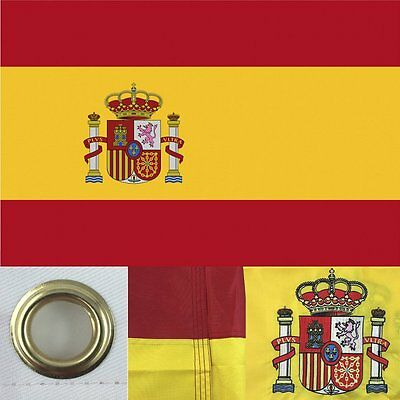 Spain State Flag Spanish National Flags Europe European Country Banner150*90cm
