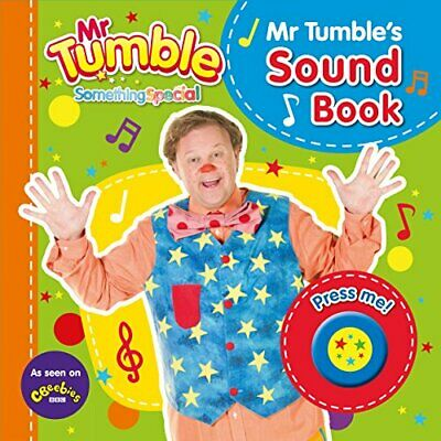 Something Special: Mr Tumble's Sound Book by UK, Egmont Publishing Book The