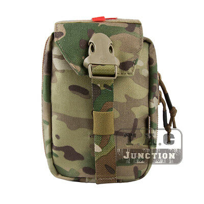 Emerson Tactical MOLLE First Aid Kit Pouch Medic Rip-Away EMT IFAK Survival Bag