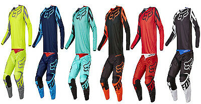2017 Fox Racing Mens 180 Race MX ATV Jersey & Pant Combo All Sizes & Colors